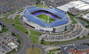 Whites Stadium